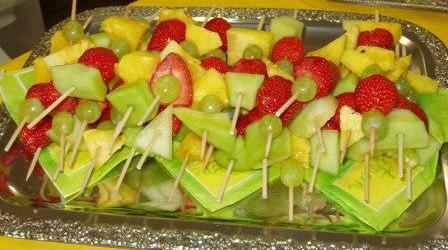 Bild von gesunder Ernährung