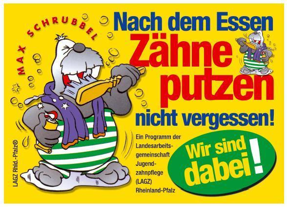 """Bild der Aktion """"Nach dem Essen Zähne putzen"""""""